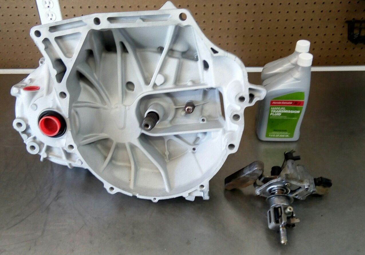 2005-2006 ACURA RSX Type S 6 speed Transmission, carbon synchro  remanufactured Stage 2 NSN4