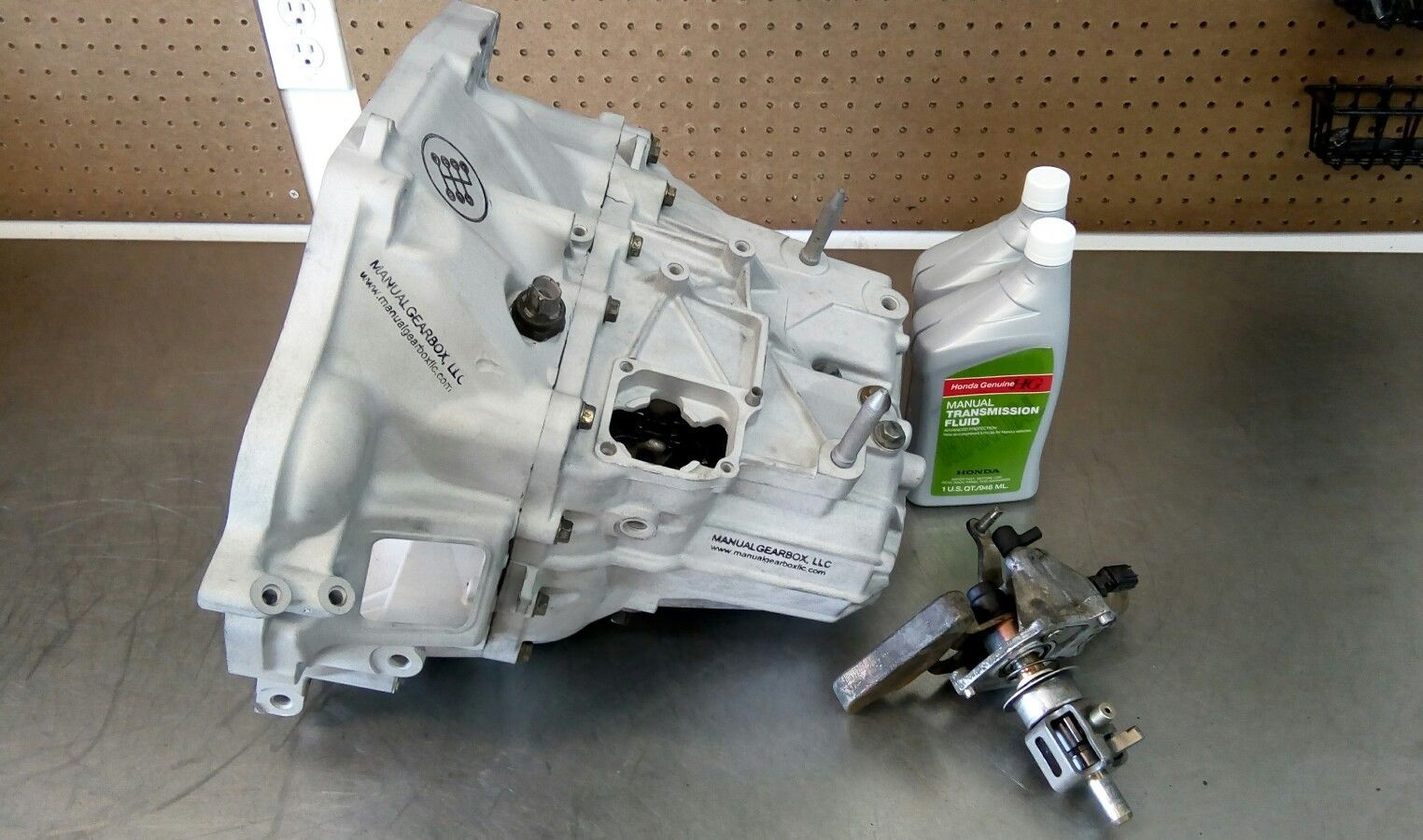 2002 2005 Honda Civic Si 5 Sd Transmission